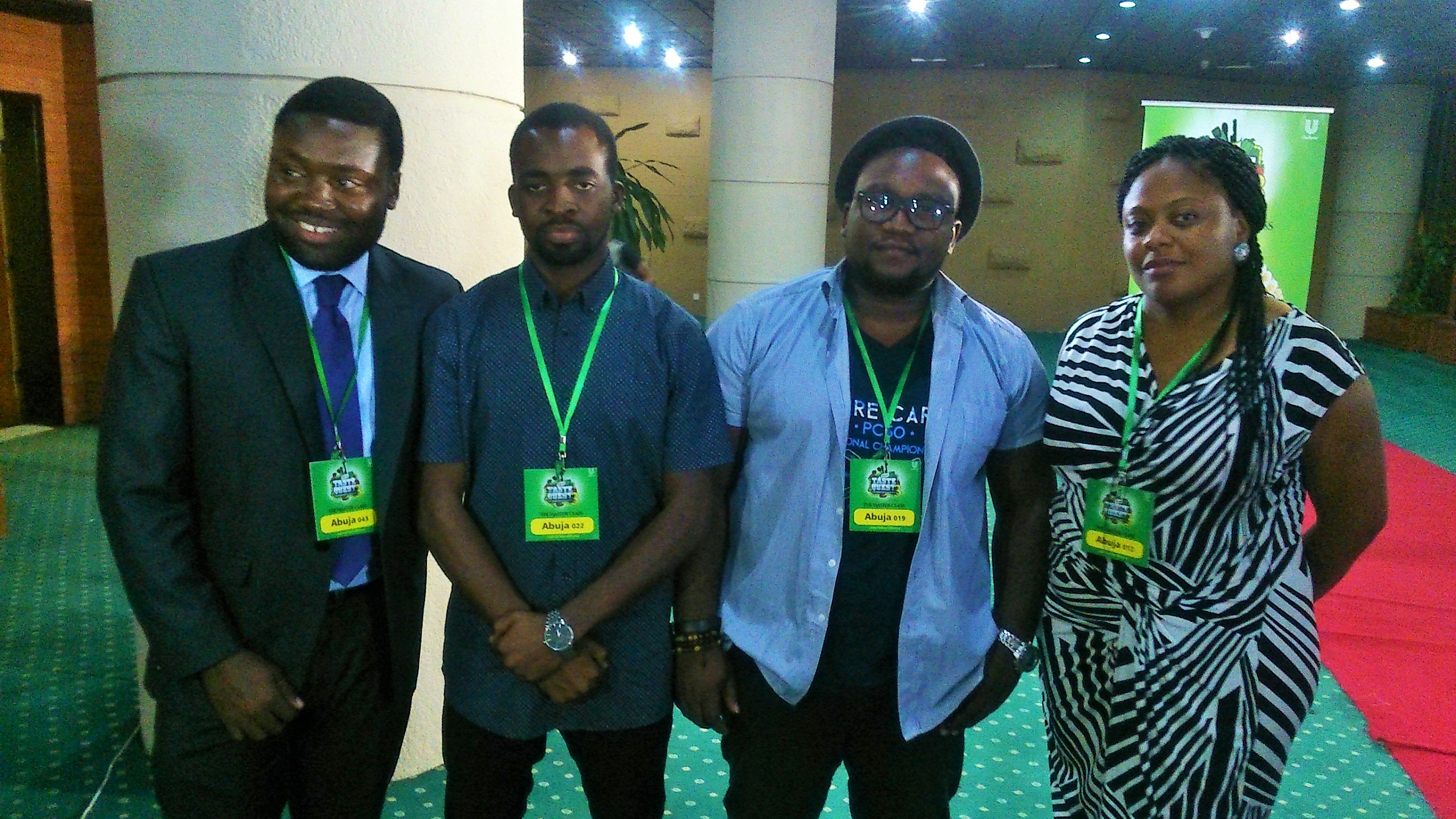 Winners From Abuja Auditions.